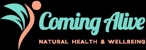 Coming Alive Logo