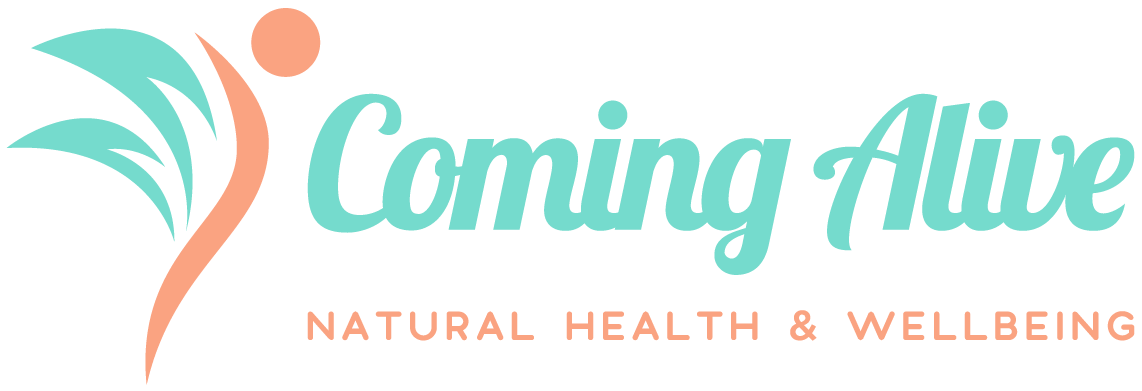 Coming Alive Logo
